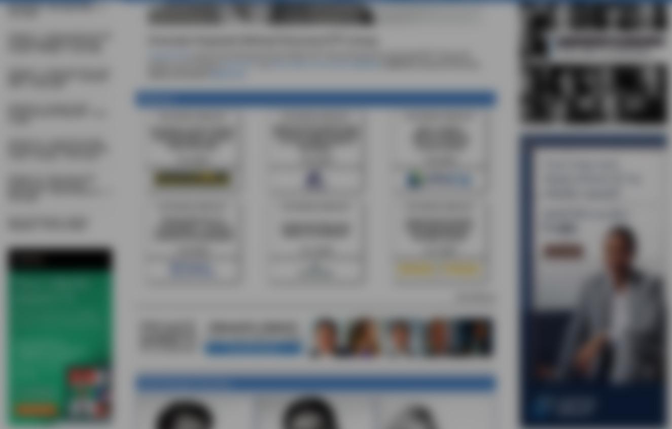 Screenshot of RIA Channel website