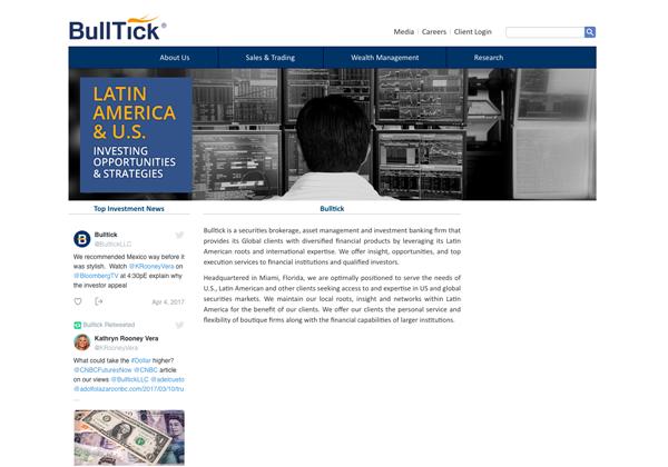 100  Bulltick Wealth Management